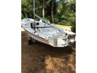 Reduced 16ft Sailing Dinghy