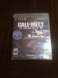 *NEUF* JEU PS3 CALL OF DUTY Ghosts