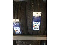 215 45 17 new sportrak tyres