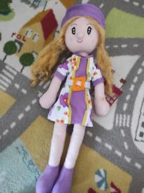 Doll- soft toy