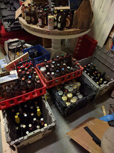 Large collection of beer bottles, cans and stubbies St. John's Newfoundland image 3