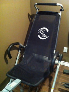 Must sell- reduced price AB chair deluxe