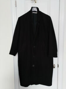 Boys / Men's winter long coat / jacket, Size S
