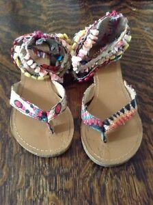 Girl's size 12-1 sandals