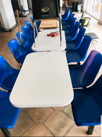 ONLY 1 CAFE TABLE 4 SEATER