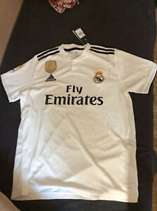Real Madrid Jersey 2018-19