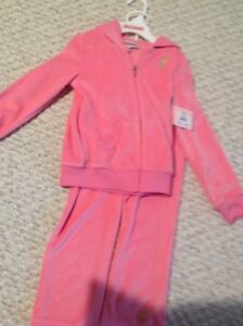 Juicy Couture Girls outfit Brand New with Tags 5T