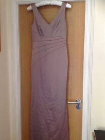 Bridesmaid/prom/evening dress Brand new with tags