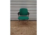 Green static chair