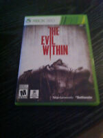 Evil Within X Box 360