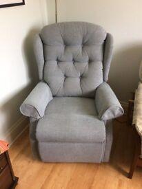 Woburn Standard Dual Motor lift & tilt recliner chair