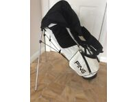 Ping golf bag (can deliver)