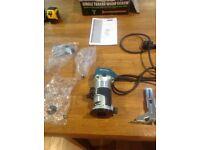 Makita router trimmer 240v rt0700c