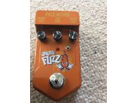 Visual Sound Angry Fuzz effects pedal