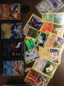 HUGE LOT of Bulk Pokemon Cards...includes EXs and LV.X!!! West Island Greater Montréal image 2