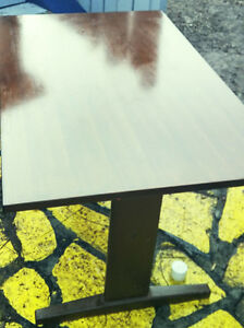 Dining table $50.00