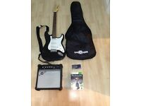 Rocksmith Gear4music electric guitar plus amp