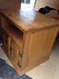 Pine unit £15