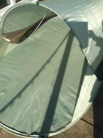 Pop up beach shelter/tent.
