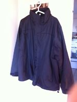 Mens coat.  Size large