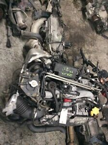 Subaru Impreza WRX 2.0L engine available with 5 speed tranny