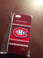 MONTREAL  CANADIEN HARD CASE FOR IPHONE 5 AND 5S NEW