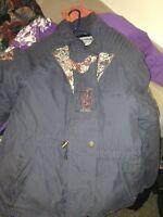 winter vintage coat