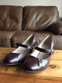 Footglove leather shoes
