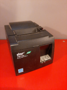 USB AND ETHERNET thermal paper receipt printer.