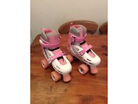 Girls Roller Boots SFR RACING STORM 12-2