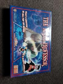 The magic professor board game