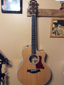 Taylor 416ce, with hardshell case, Beautiful guitar!!