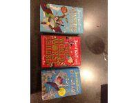 3 David Walliams children's books