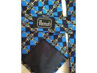 Harrods Silk Tie - Used