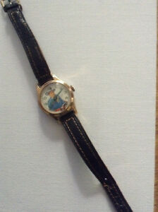 1950's Gene Autry 6 Shooter Watch