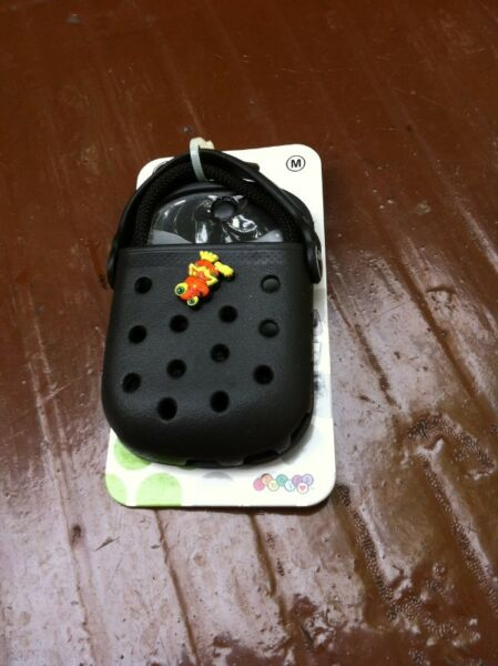 Crocs handphone holder.  New and never used yet.