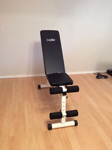 Body Flux Exercise Bench