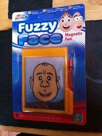 Fuzzy Face game