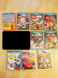 WiiU/Wii games (Various Prices)