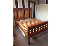 Quality Solid Wood Australian Queen Size Bed Frame