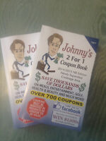 Johnny's Coupon Book