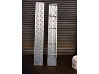 Ifor Williams 8ft ramps