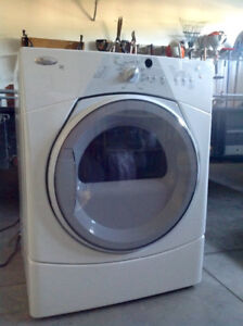 Gas dryer, Whirlpool