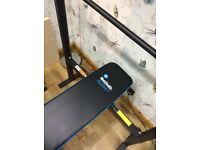 Weight Bench Men's Health Excellent Condition