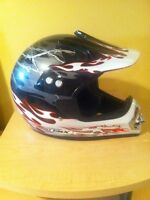 KIDS MOTOCROSS HELMET/CASQUE