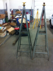 Weaver Hoist/automotive lift Safety Stands