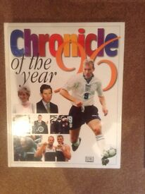 Chronicle of the Year (1996 and 1997)