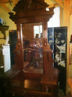 Antique Eastlake Dressing Stand