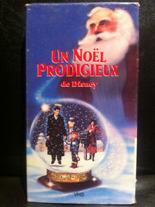 Noël prodigieux, Un One Magic Christmas  1985 - vhs RARE disney