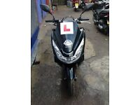 HONDA PCX 125 2014 LOW MILES, RECENTLY SERVICED FOR SALE - STERLING